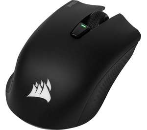 Corsair Harpoon Wireless RGB Wireless Optical Gaming Mouse with Slipstream Technology (10000 DPI) - £34.99 delivered @ Currys PC World