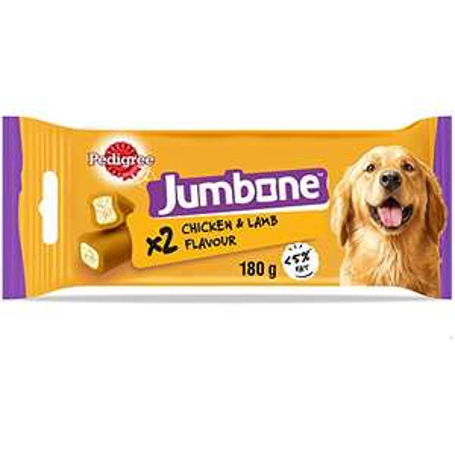 Pedigree Jumbone - £7.72 for 24 medium chews (+£4.49 non-prime) @ Amazon