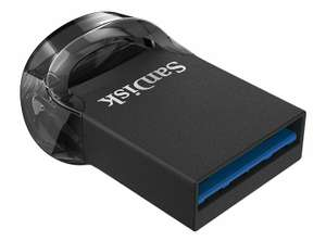 SanDisk 128GB Ultra Fit Flash Drive USB 3.1 Memory Stick, 130MB/s - £14.63 at memorycow-outlet / ebay