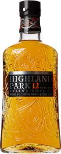 Highland Park 12 Year Old Viking Honour Scotch Whisky 70cl £18.02 @ Tesco Newtownabbey Belfast