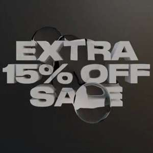 Up to 50% off mid season sale & Extra 15% off at checkout - brands include Nike, Adidas, Vans @ End Clothing