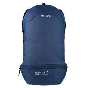 Regatta Adults Packaway Lightweight Travel Backpack/ Hippack with Straps £7.95 From Regatta /eBay