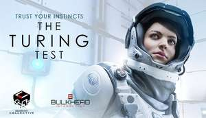 The Turing Test (Steam) £1.84 @ Greenman Gaming