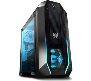 ACER Predator Orion 3000 PO3-620 Gaming PC - Intel® Core™ i7, RTX 3070, 1 TB HDD & 512 GB SSD £1494 with code at Currys PC World