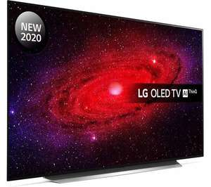 Refurbushed LG OLED55CX5LB 55'' Ultra HD 4K Smart HDR OLED TV £901.55 delivered with code @ yellowelectronics / ebay
