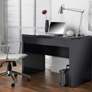 Luxor Gloss Workstation Desk with Hidden Drawer - £71.99 Using Free Click & Collect / £75.94 Delivered (UK Mainland) @ Ryman