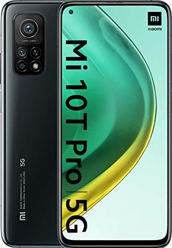 "Xiaomi Mi 10T Pro (6.67 ""FHD + Dotdisplay Screen, 8Gb + 128Gb, 108MP Camera - £355.21 (UK Mainland) @ Amazon Spain"