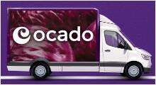 Ocado £10 off voucher minimum spend £80 (New Customers) @ Ocado