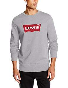 Levi's Men's Graphic Crew Sweatshirt (Selected Size) - £22.09 at Amazon