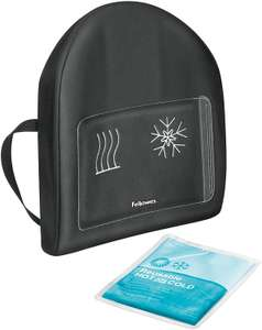 Fellowes Professional Series Heat and Soothe Back Support £12.23 (Prime) + £4.49 (non Prime) (UK Mainland) sold by Amazon EU at Amazon