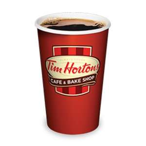 Free Coffee Instore With Downloadable Voucher (Requires Wallet Passes App) @ Tim Hortons