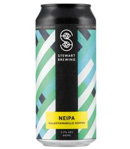 Stewart Brewing NEIPA Pale Ale 440ml £1.79 at Lidl