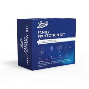 Family Protection Kit £5 @ Boots (Glasgow)