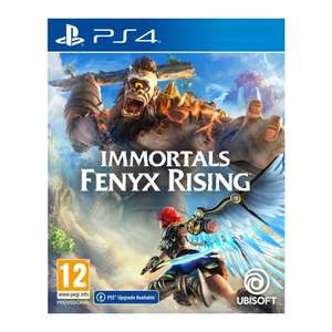 [PS4] Immortals: Fenyx Rising (Free PS5 Upgrade) - £22.95 delivered @ The Game Collection