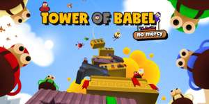 Tower of Babel - no mercy Nintendo Switch £1.79 at Nintendo eShop
