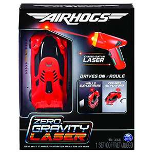 Air Hogs Zero Gravity Laser, Laser-Guided Real Wall-Climbing Race Car £17 (Prime) + £4.49 (non Prime) at Amazon