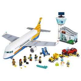 LEGO City (60262) Airport Passenger Airplane & Terminal toy for £62 delivered using code @ Hamleys
