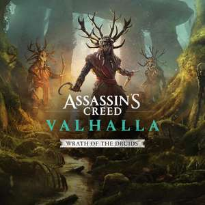 Assassin's Creed Valhalla - Druidic Settlement Bundle (PC & Console) Free @ Amazon Prime Gaming