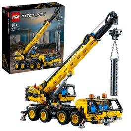Lego Technic 42108 Mobile Crane £57.99 Delivered Using Code @ Hamleys