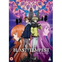 Blast Of Tempest Collection DVD £4.99 @ Anime-On-Line (MVM Group)