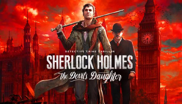 Sherlock Holmes: The Devil's Daughter (Steam PC) 80p @ Steam Store