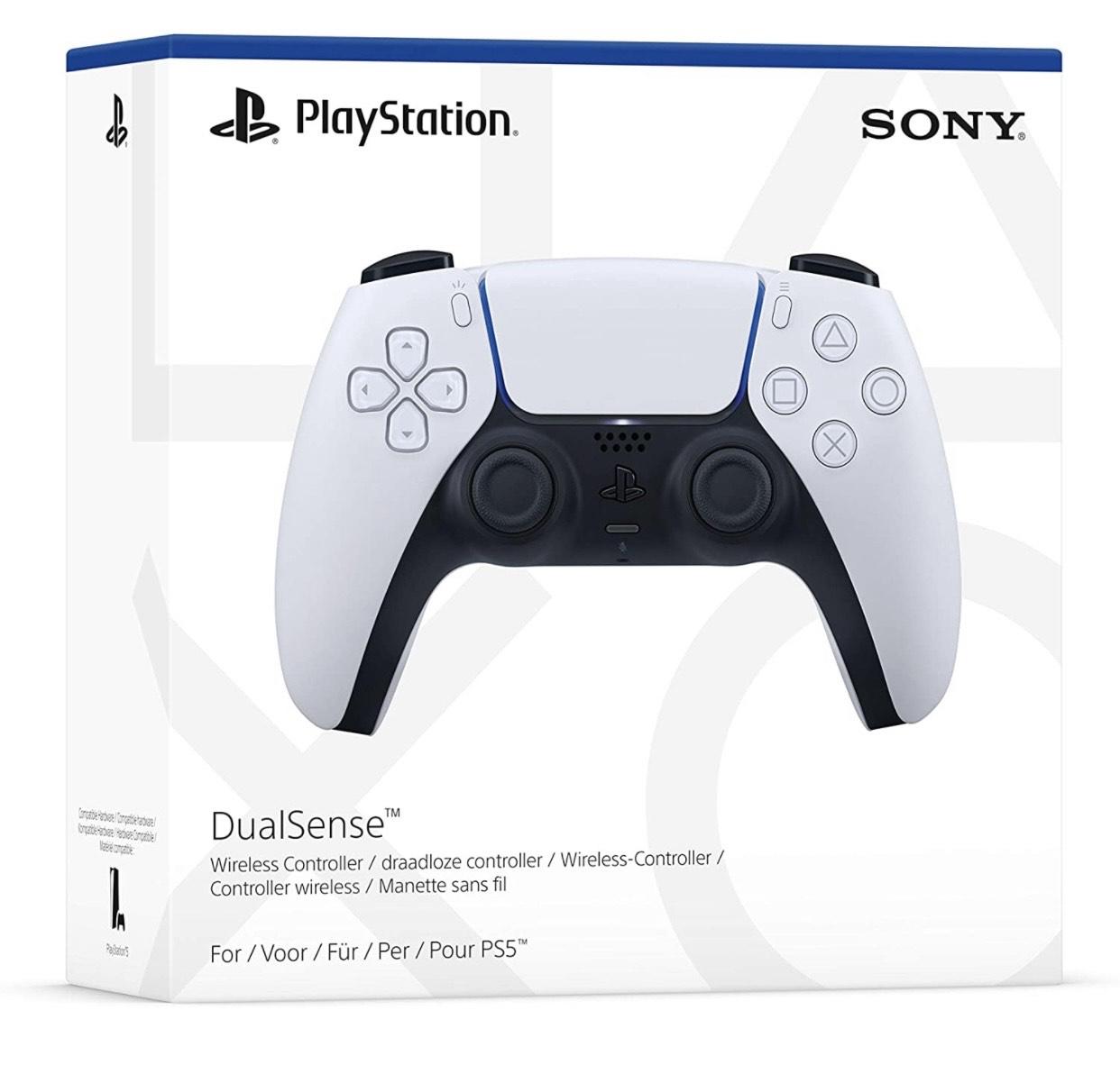 PlayStation 5 DualSense Wireless Controller £49 @ Monster-Shop