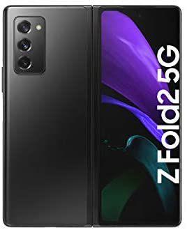 New Samsung Galaxy Z Fold2 Black & Bronze Mobile Phone - Germany Smartphone - £896.45 (UK Mainland) @ Amazon Germany