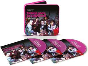 Frankie Goes to Hollywood - Simply - 3 CD Tin Box Set £4.93 delivered @ Rarewaves