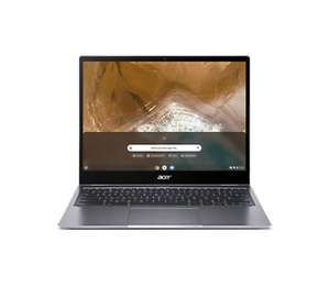 Acer Chromebook Spin 713 / i5 / 8GB / 128GB SSD - manufacturer refurbished - £427.49 with code @ eBay / justices