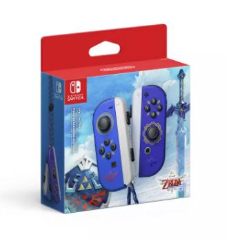 Nintendo Switch Skyward Sword Joy-con (preorder) - £64.99 @ Argos