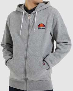 Miletto Hoody Grey Marl (XS / S / M only) £25 delivered @ Ellesse