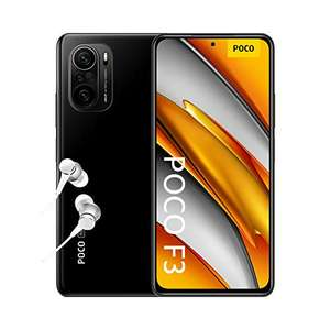 "POCO F3 5G - Smartphone 8+256GB, 6,67"" 120Hz AMOLED DotDisplay, Snapdragon 870, 48MP Triple Camera £326.15 UK Mainland @ Amazon Germany"