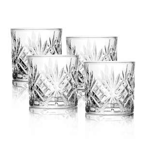 Whiskey Tumblers - Set of 4 £7.44 delivered @ Roov