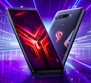 ASUS ROG 3 5G Smartphone Global Version Snapdragon 865 Plus 8GB/128GB 6000mAh NFC 144Hz £341.42 delivered @ Ali Express / E-Sport Game Store