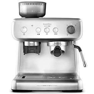BREVILLE VCF126 Barista Max Bean To Cup Coffee Machine - Stainless Steel - Used Acceptable £228.16 (UK Mainland) @ Amazon Warehouse Italy