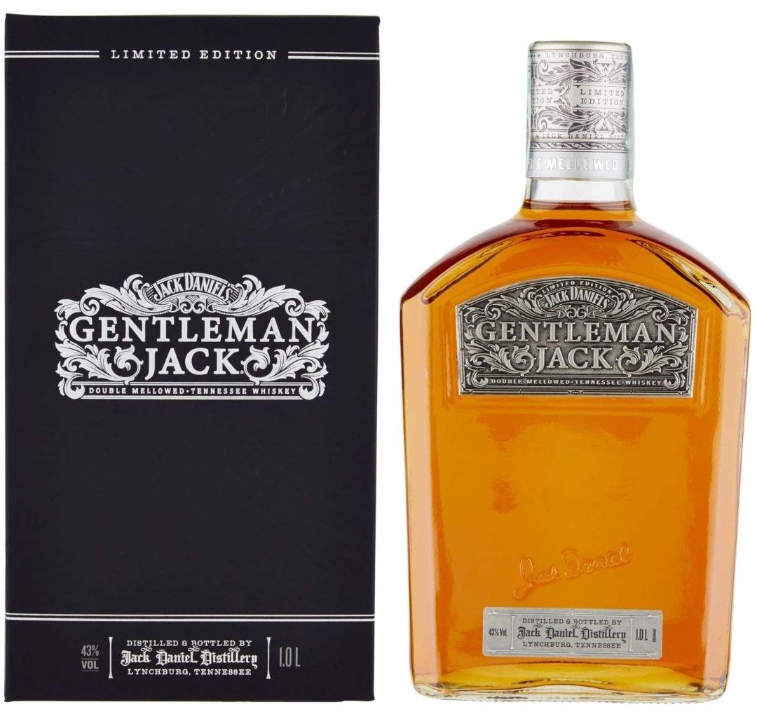 Jack Daniel's Limited Edition Gentleman Jack, 1 Litre £37.10 @ Amazon