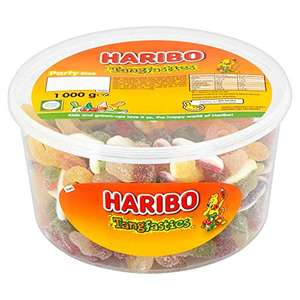 Haribo Tangfastics 1kg sweets party tub £4.37 (+£4.49 non-prime) @ Amazon