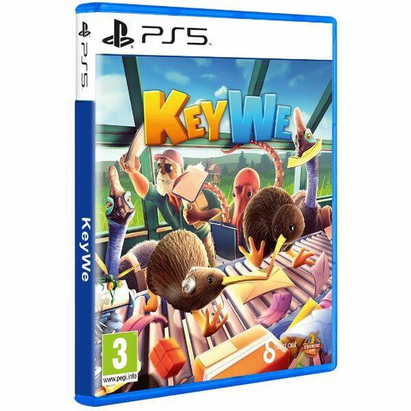 KeyWe Pre-Order £19.85 (PS5/XBOX) £19.85 @ ShopTo