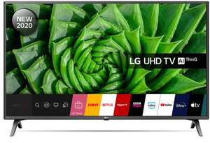 LG 50UN80 50 Inch 4K Ultra HD Smart TV £359.98 (Members Only) at Costco