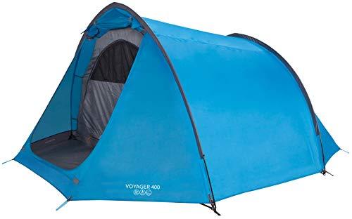 Vango Voyager 400 - 4 person tent 3000HH - £68.45 @Amazon