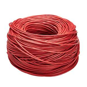 AmazonBasics Cat6 Ethernet Solid Bulk Cable (23 AWG, UTP) - 304.8 Meters, Red - £60.06 (UK Mainland) Delivered @ Amazon by Amazon EU