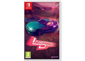 Inertial Drift - Nintendo Switch £8.99 + £4.99 delivery @ GAME