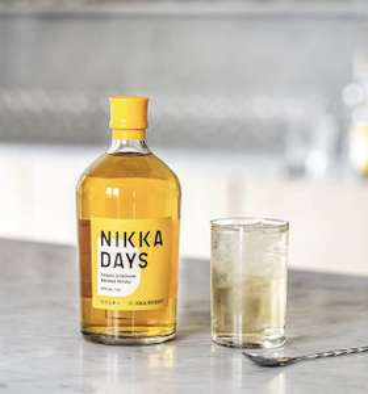 Nikka Days Blended Japanese Whisky, 70cl, 40% ABV £31.95 / £30.35 S&S at Amazon