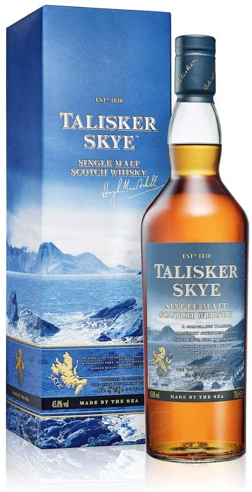 Talisker Skye Single Malt Whisky £16.03 at Asda Pwllheli