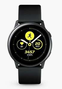 Samsung Galaxy Watch Active Heart Rate Monitoring Smartwatch 40mm Black C Grade £46.99 at outlet-returns.shop ebay