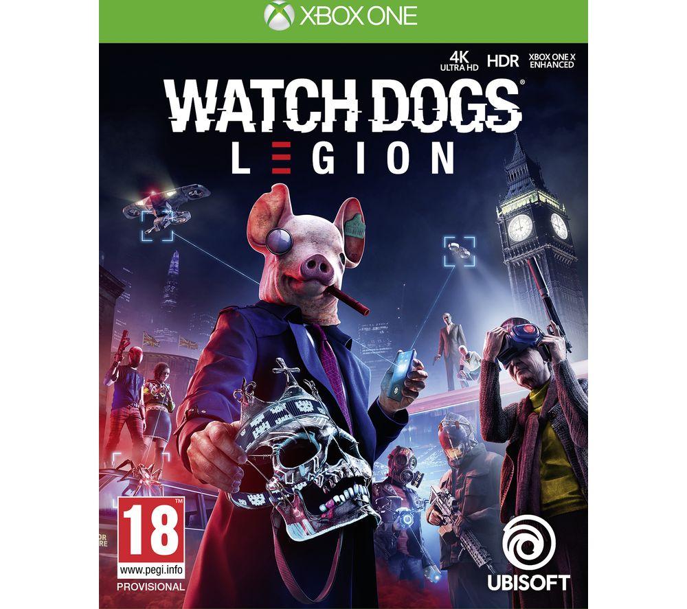 Watch Dogs: Legion £22.97 @ Currys PC World