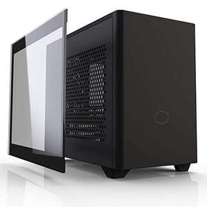 Cooler Master MasterBox NR200P Mini ITX Computer PC Case - Tempered Glass Side Panel (OOS at present) - Black £78.32 delivered @Amazon