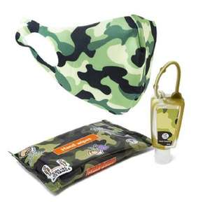 Back to School Care Pack - Camouflage, Rainbow & Heart £4.95 delivered @ Chemist.co.uk