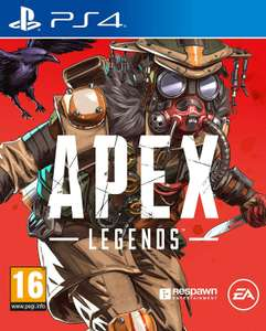 Apex Legends Bloodhound Edition PS4 £1.99 @ Clearance Bargains Corby