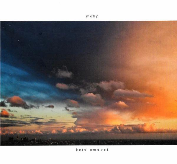 Moby - Hotel Ambient (Triple Vinyl) £20.01 + £2.99 Non Prime @ Amazon
